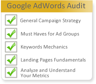 Google AdWords Checklist