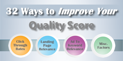 Improve Your AdWords Quality Scores