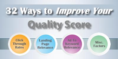 Improve Your AdWords Quality Scores