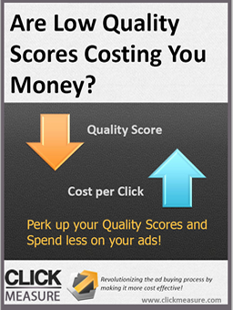 Perk Up Your Google AdWords Quality Score eBook